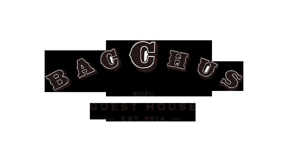 BACCHUS KOFU GUEST HOUSE EST.2014